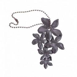 Glimmis reflexní přívěsek lilie černá