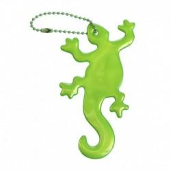 Reflexní přívěsek Glimmis ještěrka zelená