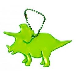 Reflexní přívěsek Dinosaurus Triceratops
