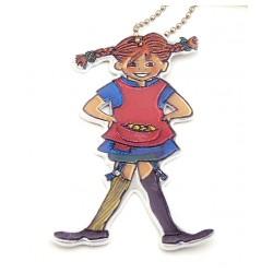 Glimmis reflexní přívěsek Pippi Dlouhá punčocha