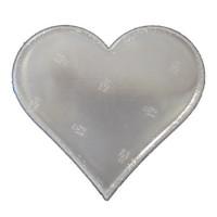 SeeME reflexní nálepka srdce