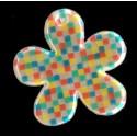 SeeME reflexní přívěsek retro květina